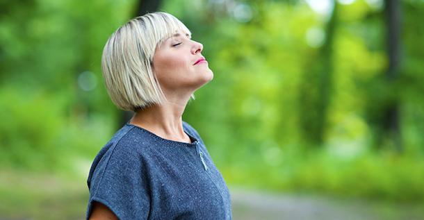 Consiglio del mese: Rilassa il tuo corpo con il respiro