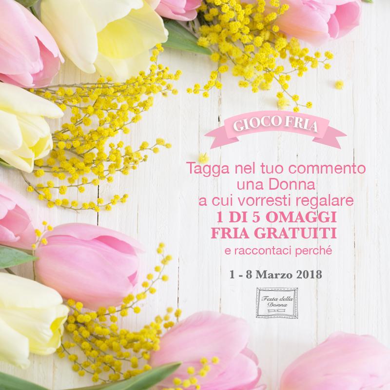 Festeggiamo la Festa della Donna su facebook ed instagram