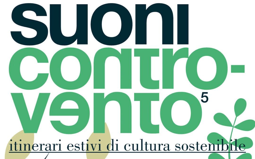 """Diva International sponsor del festival sostenibile """"Suoni Controvento"""""""